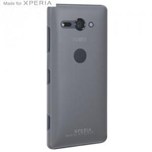 SONY Xperia XZ2 Compact (H8324) Műanyag telefonvédő (fényes) ÁTLÁTSZÓ