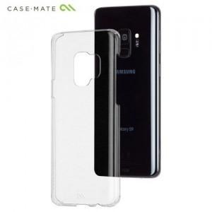 SAMSUNG Galaxy S9 Plus (SM-G965) CASE-MATE BARELY THERE műanyag telefonvédő (ultrakönnyű) ÁTLÁTSZÓ