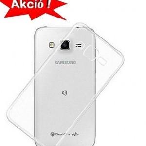 SAMSUNG Galaxy S9 Plus (SM-G965) Telefonvédő gumi / szilikon ÁTLÁTSZÓ