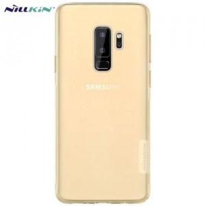 SAMSUNG Galaxy S9 (SM-G960) NILLKIN NATURE telefonvédő gumi / szilikon (0.6 mm, ultravékony) BARNA