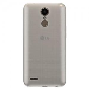 LG K10 2018 (K425) Telefonvédő gumi / szilikon (ultravékony) ÁTLÁTSZÓ