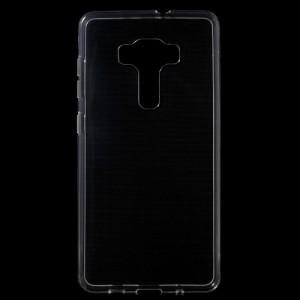 Asus Zenfone 3 Deluxe (ZS570KL) Telefonvédő gumi / szilikon (fényes keret) ÁTLÁTSZÓ