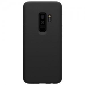 SAMSUNG Galaxy S9 Plus (SM-G965) NILLKIN FLEX PURE telefonvédő gumi / szilikon (gumírozott) FEKETE