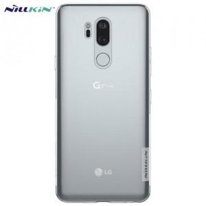 LG G7 ThinQ (G710EM) NILLKIN NATURE telefonvédő gumi / szilikon (0.6 mm, ultravékony) ÁTLÁTSZÓ