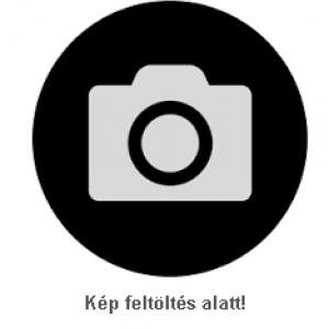 APPLE IPhone X 5.8 ROCK FENCE PRO műanyag telefonvédő (szilikon keret, közepesen ütésálló, légpárnás sarok) FEKETE