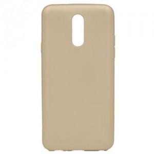 XIAOMI Redmi S2 Telefonvédő gumi / szilikon (matt) ARANY