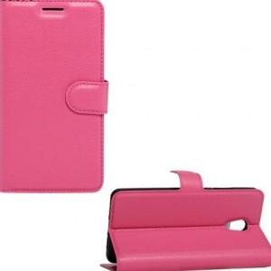 SAMSUNG Galaxy Note 9 Tok álló, bőr (FLIP, oldalra nyíló, asztali tartó funkció) RÓZSASZÍN