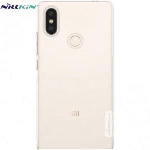 XIAOMI Mi 8 SE NILLKIN NATURE telefonvédő gumi / szilikon (0.6 mm, ultravékony) ÁTLÁTSZÓ