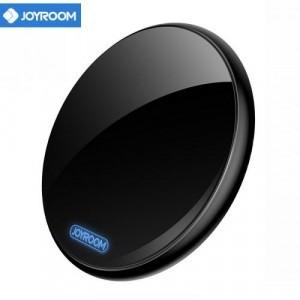JOYROOM hálózati töltő állomás (vezeték nélküli töltés, QI Wireless, 5W, ultravékony, microUSB nélkül) FEKETE
