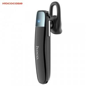 HOCO E31 GRACEFUL BLUETOOTH fülhallgató (v4.2, mikrofon, multipoint) FEKETE