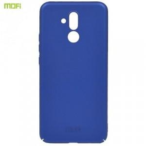 HUAWEI Mate 20 Lite MOFI műanyag telefonvédő (ultravékony) SÖTÉTKÉK