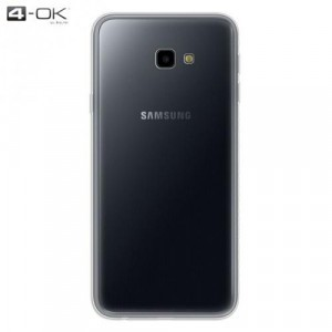 SAMSUNG Galaxy J4 Plus (J415F) 4-OK telefonvédő gumi / szilikon (ultravékony) ÁTLÁTSZÓ