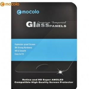 HUAWEI Mate 20 Lite MOCOLO képernyővédő üveg (3D full cover, íves, karcálló, 9H) TEMPERED GLASS