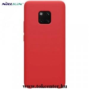 HUAWEI Mate 20 Pro NILLKIN FLEX PURE telefonvédő gumi / szilikon (gumírozott) PIROS