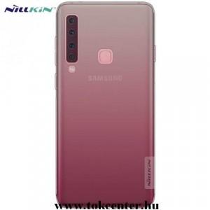 SAMSUNG Galaxy A9 (2018) SM-A920 NILLKIN NATURE telefonvédő gumi / szilikon (0.6 mm, ultravékony) SZÜRKE