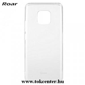 HUAWEI Mate 20 Pro ROAR ALL DAY telefonvédő gumi / szilikon (matt) ÁTLÁTSZÓ