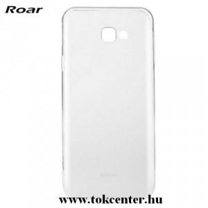 SAMSUNG Galaxy J4 Plus (J415F) ROAR ALL DAY telefonvédő gumi / szilikon (matt) ÁTLÁTSZÓ