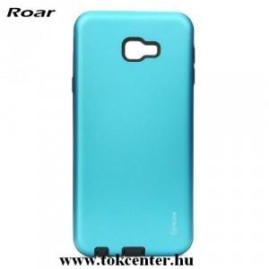 SAMSUNG Galaxy J4 Plus (J415F) ROAR RICO ARMOR telefonvédő gumi / szilikon (közepesen ütésálló, műanyag hátlap, matt) VILÁGOSKÉK