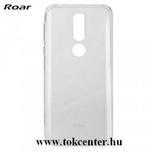 NOKIA 7.1 ROAR ALL DAY telefonvédő gumi / szilikon (matt) ÁTLÁTSZÓ
