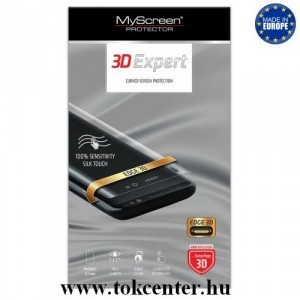 SONY Xperia XA1 Ultra (G3212) MYSCREEN 3D EXPERT képernyővédő fólia (full screen, íves, öntapadós PET, 0.2mm, nem visszaszedhető) ÁTLÁTSZÓ