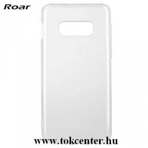 NOKIA 3.1 Plus ROAR ALL DAY telefonvédő gumi / szilikon (matt) ÁTLÁTSZÓ