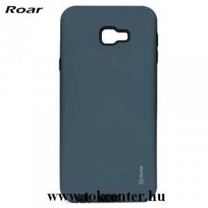 SAMSUNG Galaxy J4 Plus (J415F) ROAR RICO ARMOR telefonvédő gumi / szilikon (közepesen ütésálló, műanyag hátlap, matt) SÖTÉTKÉK