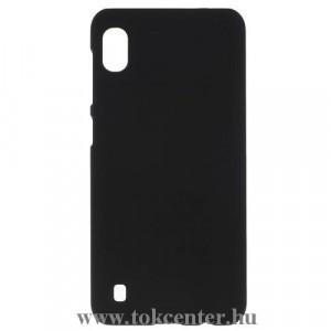 NOKIA 9 PureView Műanyag telefonvédő (gumírozott) FEKETE