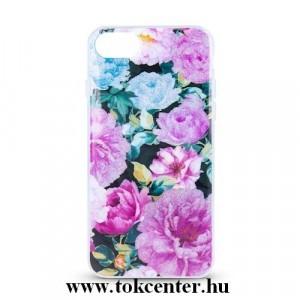 Huawei Mate 20 Lite Spring mintás hátlap tok, Virágminta
