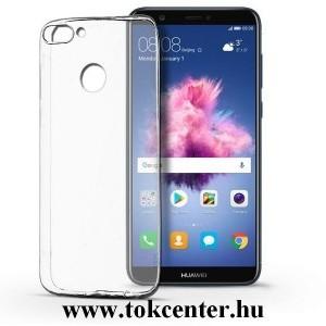 Slim Huawei P Smart 2019 /Honor 10 Lite átlátszó szilikon tok 1mm