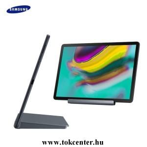 Asztali töltő állvány (EE-D3200TSE Type-C adat / töltőkábel, gyorstöltés támogatás) FEKETE
