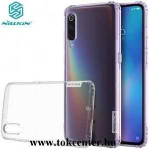 Samsung Galaxy A50 (SM-A505F) NILLKIN NATURE telefonvédő gumi / szilikon (közepesen ütésálló, légpárnás sarok, 0.6 mm, ultravékony) ÁTLÁTSZÓ