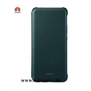 Huawei P Smart Z Tok álló, bőr (FLIP, oldalra nyíló) ZÖLD (51993128)