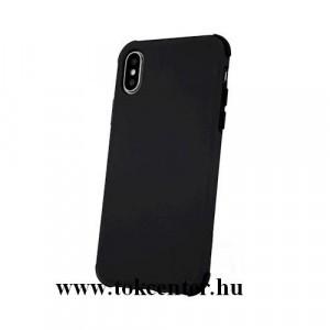 Apple iPhone 7 (4,7'') / Apple iPhone 8 (4,7'') Defender Rubber ütésálló hátlap tok FEKETE