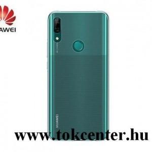 Huawei P Smart Z (Y9 Prime 2019) Szilikon telefonvédő ÁTLÁTSZÓ KÉK (51993120)