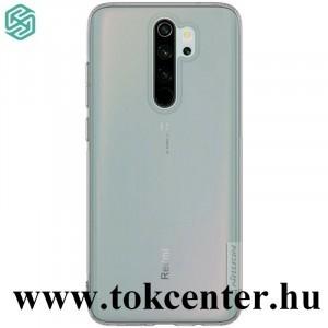 Xiaomi Redmi Note 8 Pro NILLKIN NATURE szilikon telefonvédő (0.6 mm, ultravékony) SZÜRKE