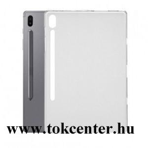Samsung Galaxy Tab S6 10.5 LTE (SM-T865)/ Samsung Galaxy Tab S6 10.5 WIFI (SM-T860) Szilikon telefonvédő (shockproof, légpárnás sarok) ÁTLÁTSZÓ