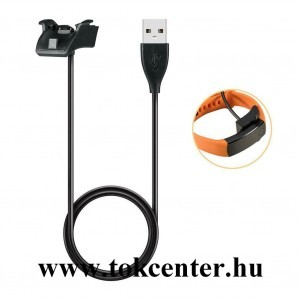 Asztali töltő FEKETE Huawei Band 2 / 2 Pro / 3 / 3 Pro / 4