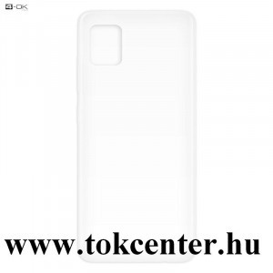 Samsung Galaxy S10 Lite (SM-G770F) 4-OK szilikon telefonvédő (ultravékony) ÁTLÁTSZÓ