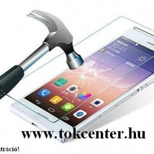 Samsung Galaxy Note 10 (SM-N970F) Képernyővédő üveg (karcálló, 0.33mm, 9H, NEM íves) ÁTLÁTSZÓ