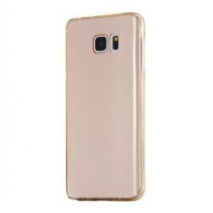 SAMSUNG Galaxy A5 (2016) SM-A510F Szilikon telefonvédő, high quality case, ARANY
