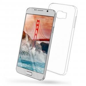 Samsung Galaxy S6 (SM-G920) Szilikon telefonvédő (ultravékony) ÁTLÁTSZÓ
