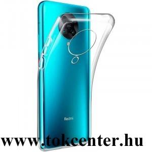 Xiaomi Pocophone F2 Pro Szilikon telefonvédő (ultravékony) ÁTLÁTSZÓ