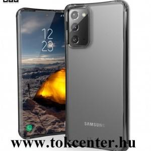 Samsung Galaxy Note 20 (SM-N980F) / Note 20 5G (SM-N981F) UAG PLYO műanyag telefonvédő (közepesen ütésálló, csúszásgátló, légpárnás sarok) ÁTLÁTSZÓ (212192114343)