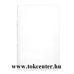 Samsung Galaxy Tab A7 10.4 (2020) LTE SM-T505 / Tab A7 10.4 (2020) WIFI SM-T500 Szilikon telefonvédő (matt) ÁTLÁTSZÓ