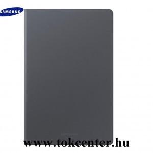 Samsung Galaxy Tab A7 10.4 (2020) LTE SM-T505 / Tab A7 10.4 (2020) WIFI SM-T500 Gyári Tok álló, bőr hatású (FLIP, oldalra nyíló, asztali tartó funkció) SZÜRKE (EF-BT500PJEG)