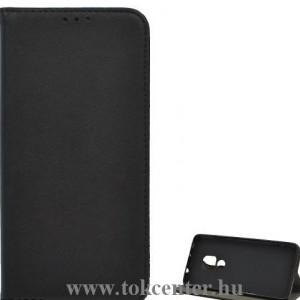 Xiaomi Mi 10T 5G / Xiaomi Mi 10T Pro 5G Tok álló, bőr hatású (FLIP, oldalra nyíló, asztali tartó funkció) FEKETE