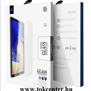 Samsung Galaxy Tab A7 10.4 (2020) LTE SM-T505 / Tab A7 10.4 (2020) WIFI SM-T500 DUX DUCIS képernyővédő üveg (full screen, karcálló, kék fény elleni védelem, 0.3mm, 9H) ÁTLÁTSZÓ