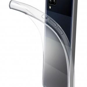 Samsung Galaxy A42 5G (SM-A425F) CELLULARLINE FINE szilikon telefonvédő (ultravékony) ÁTLÁTSZÓ