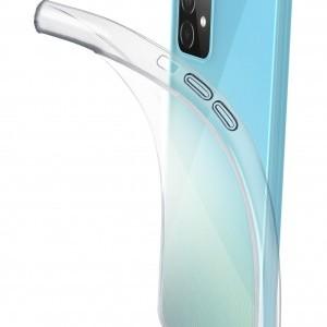 Samsung Galaxy A52 4G (SM-A525F) / Samsung Galaxy A52 5G (SM-A526F) CELLULARLINE FINE szilikon telefonvédő (ultravékony) ÁTLÁTSZÓ