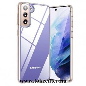 Samsung Galaxy S21 FE (SM-G990) Szilikon telefonvédő (ultravékony) ÁTLÁTSZÓ